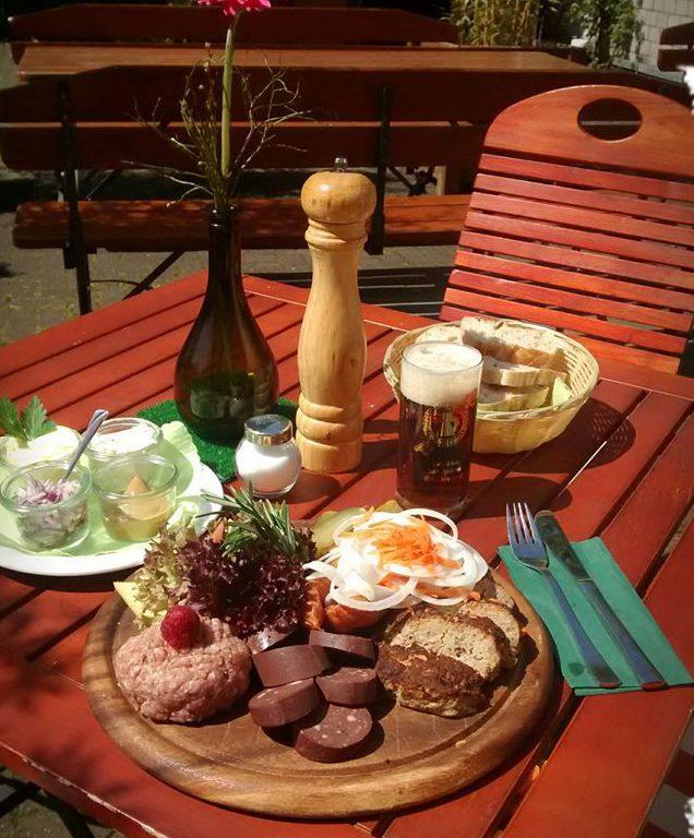 Speisekarte   Heideröschen Düsseldorf